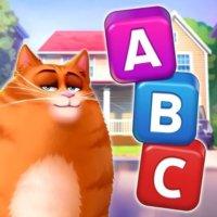Kitty Scramble Stack Word